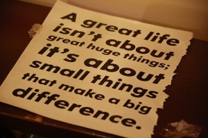 little_things_big_difference
